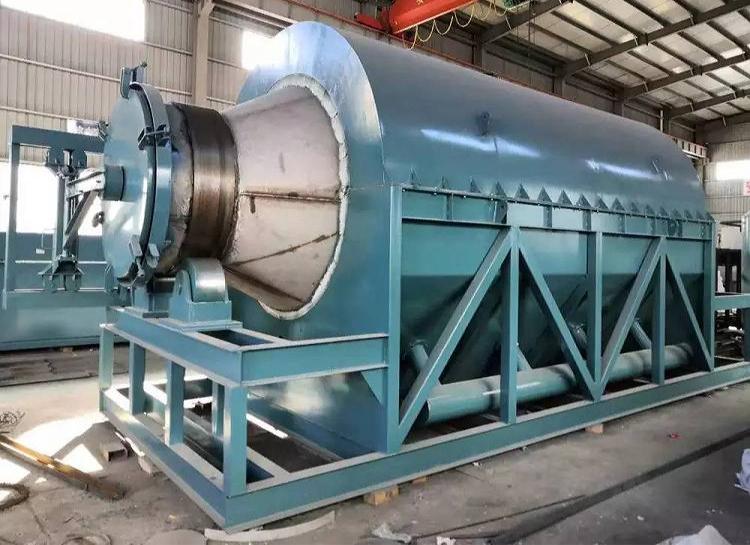滚动式碳化炉