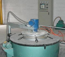 常熟井式气体渗碳炉