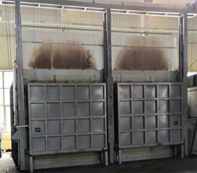 常熟箱式高温锻造加热炉